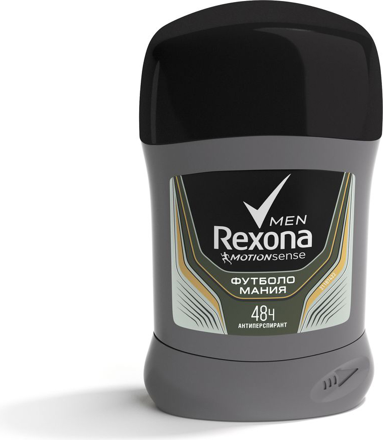 Антиперспирант-карандаш Rexona Men Футболомания, 50 мл Rexona