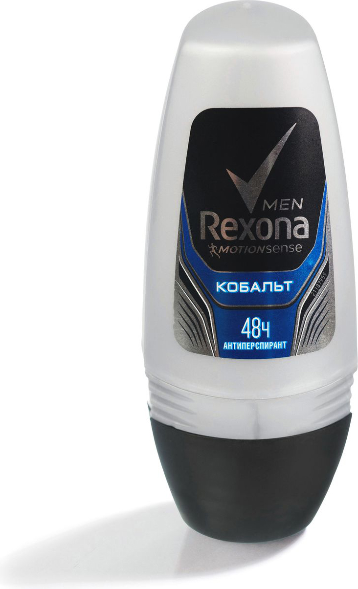 Антиперспирант-ролл Rexona Men Кобальт, 50 мл Rexona