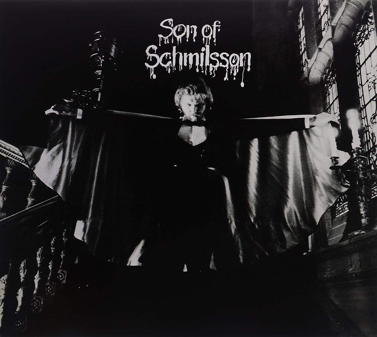 Хэрри Нилссон Harry Nilsson. Son Of Schmilsson (LP) бирджит нильссон birgit nilsson la nilsson 79 cd 2 dvd