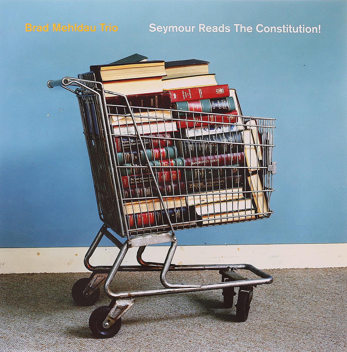 лучшая цена The Brad Mehldau Trio Brad Mehldau Trio. Seymour Reads The Constitution! (2 LP)