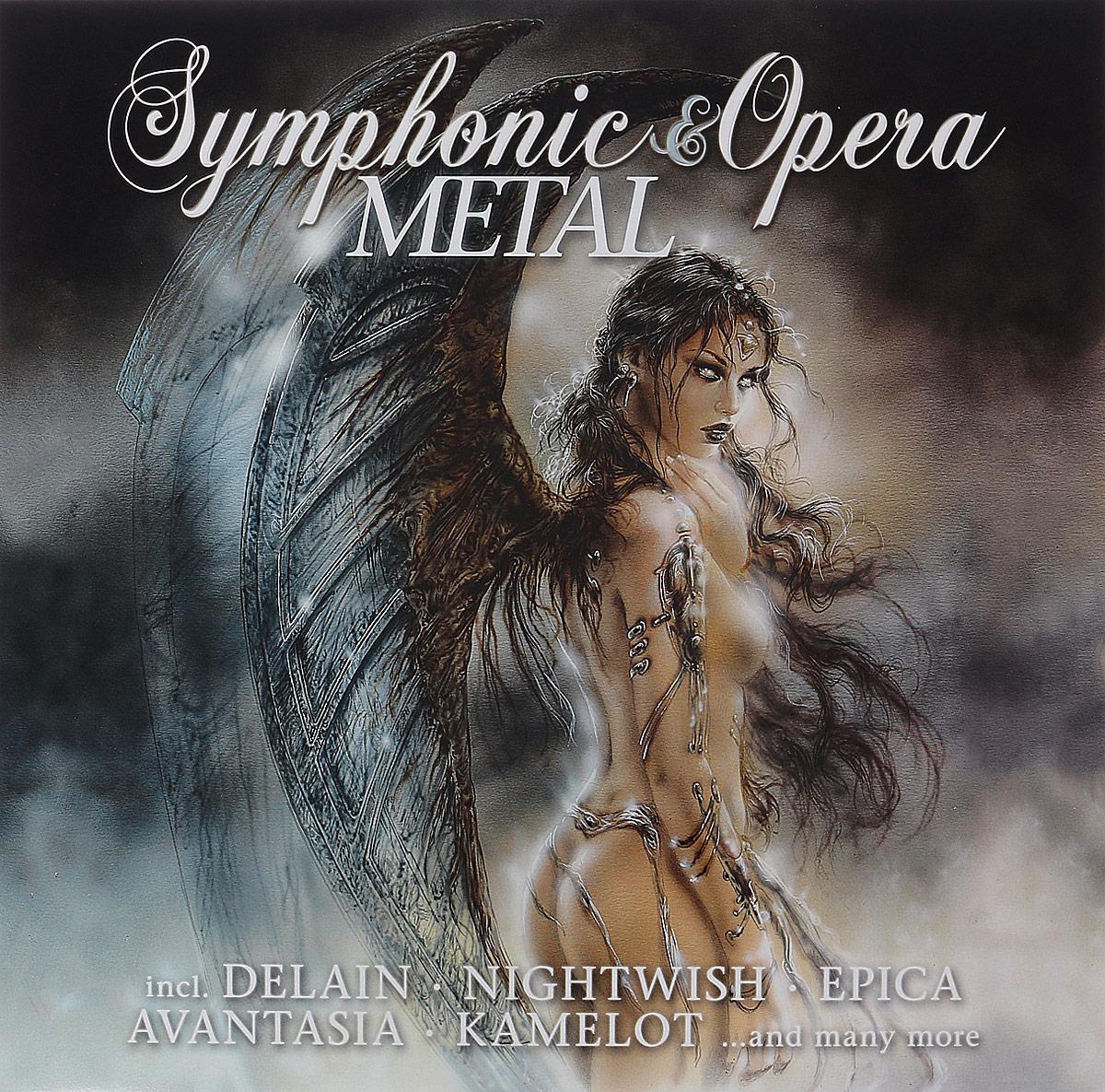 Nightwish,Delain,Epica Symphonic & Opera Metal (LP) symphonic metal dark