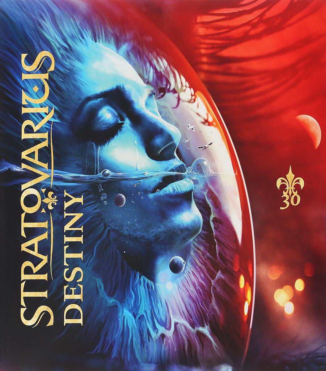 Stratovarius Stratovarius. Destiny. Reissue 2018 (3 LP) anger reissue