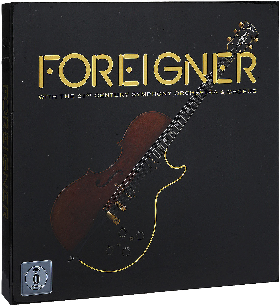 Foreigner Foreigner. With the 21st Century Symphony Orchestra & Chorus (CD + DVD + 2 LP + T-shirt) foreigner records