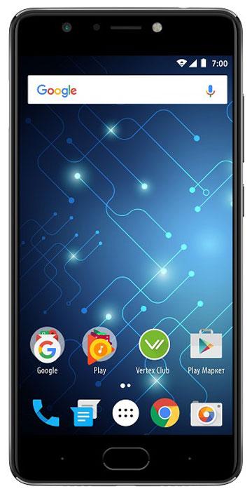 Смартфон Vertex Impress Play 4G 3/32GB black