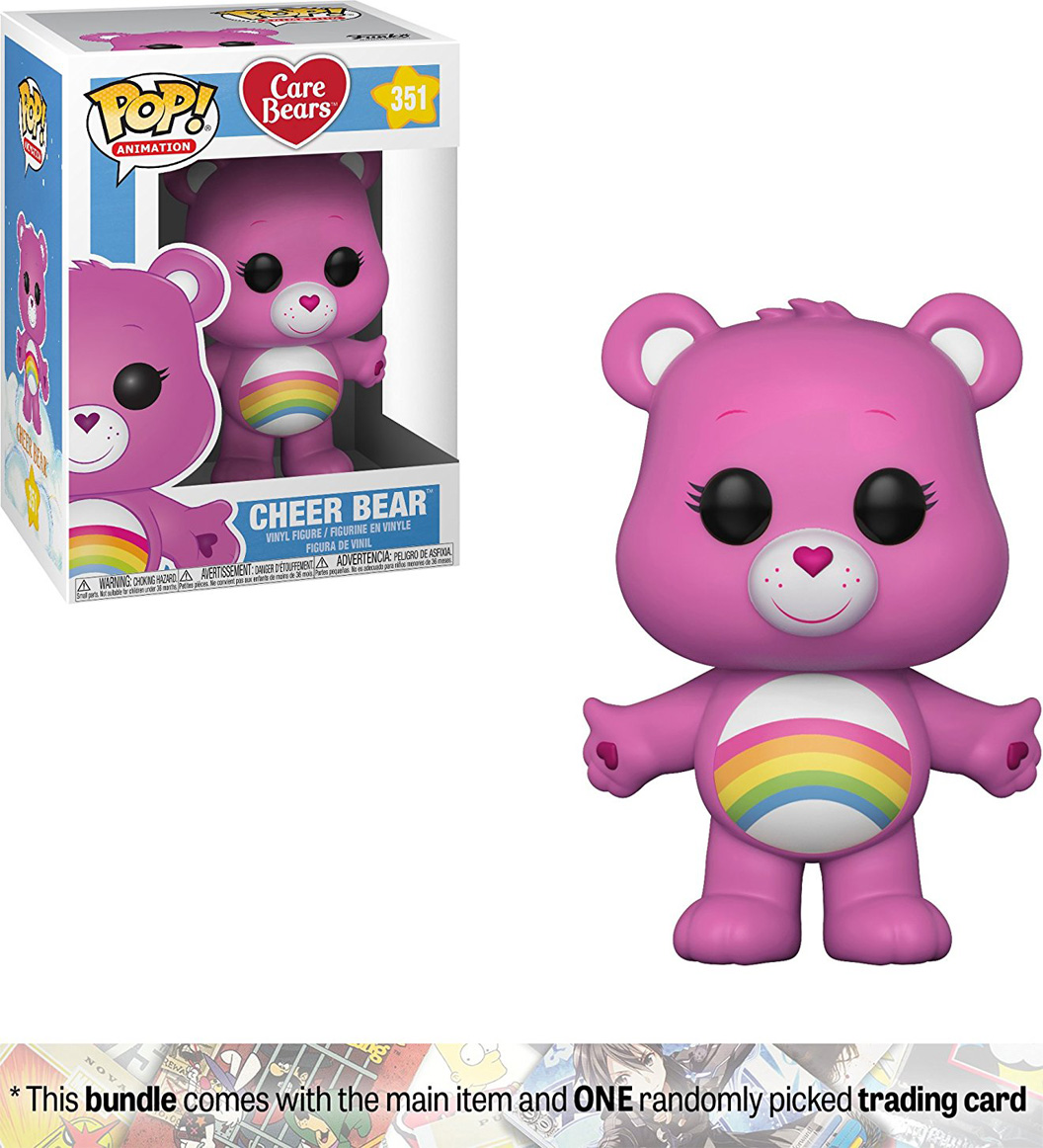 Funko POP! Vinyl Фигурка Care Bears: Cheer Bear 26698 недорого