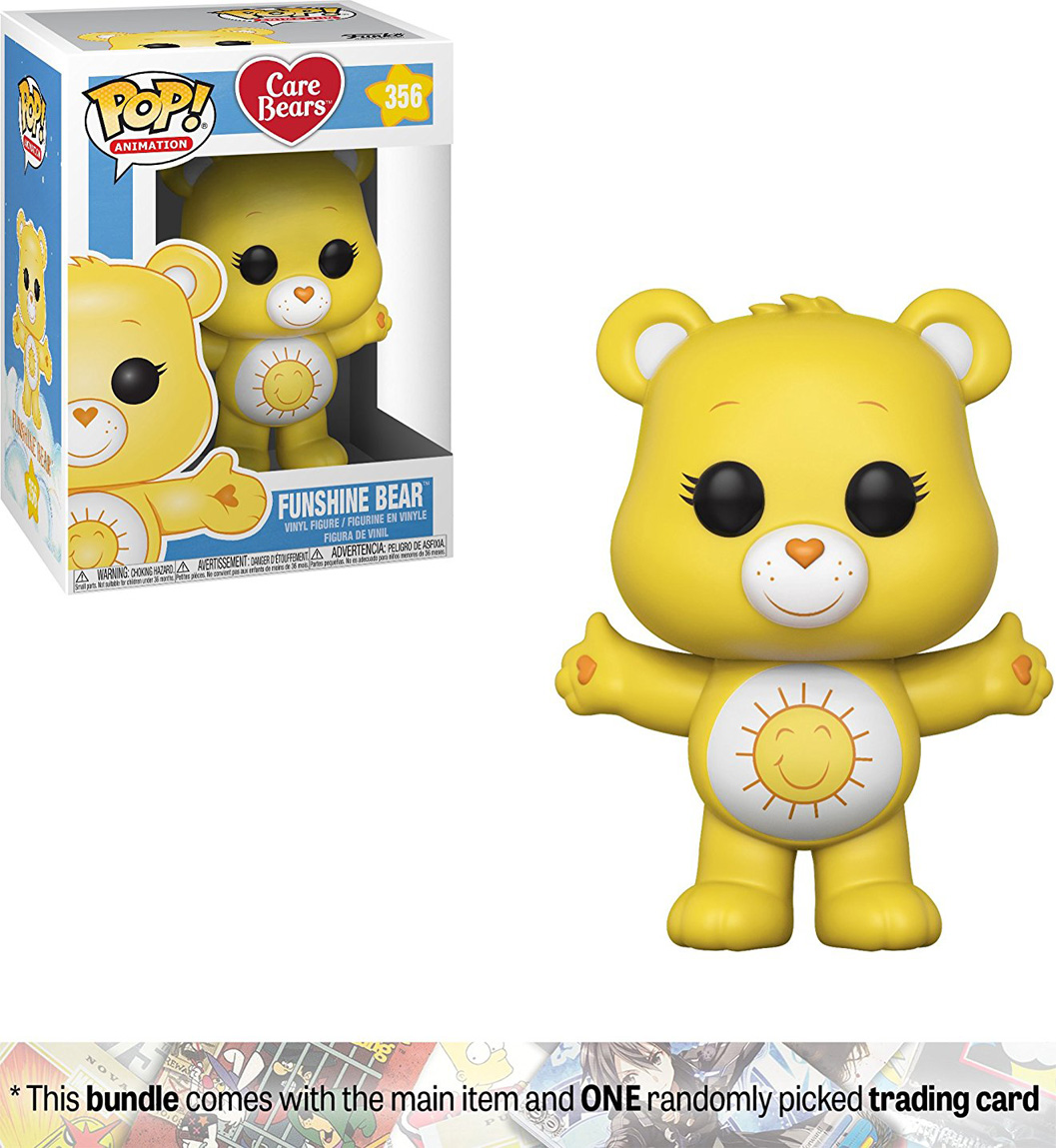 Funko POP! Vinyl Фигурка Care Bears: Funshine Bear Chase 26719 недорого