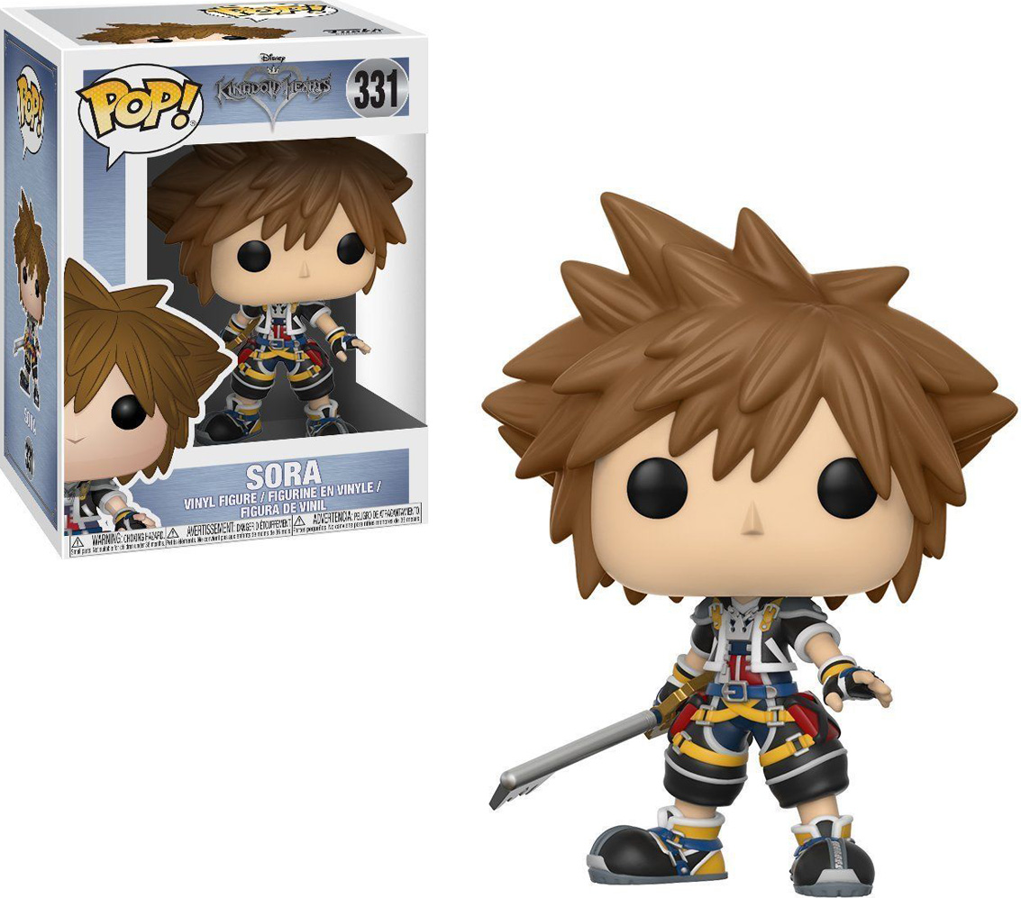 Funko POP! Vinyl Фигурка Games: Kingdom Hearts: Sora 21759 игра kingdom hearts hd 2 5 remix standard ps3