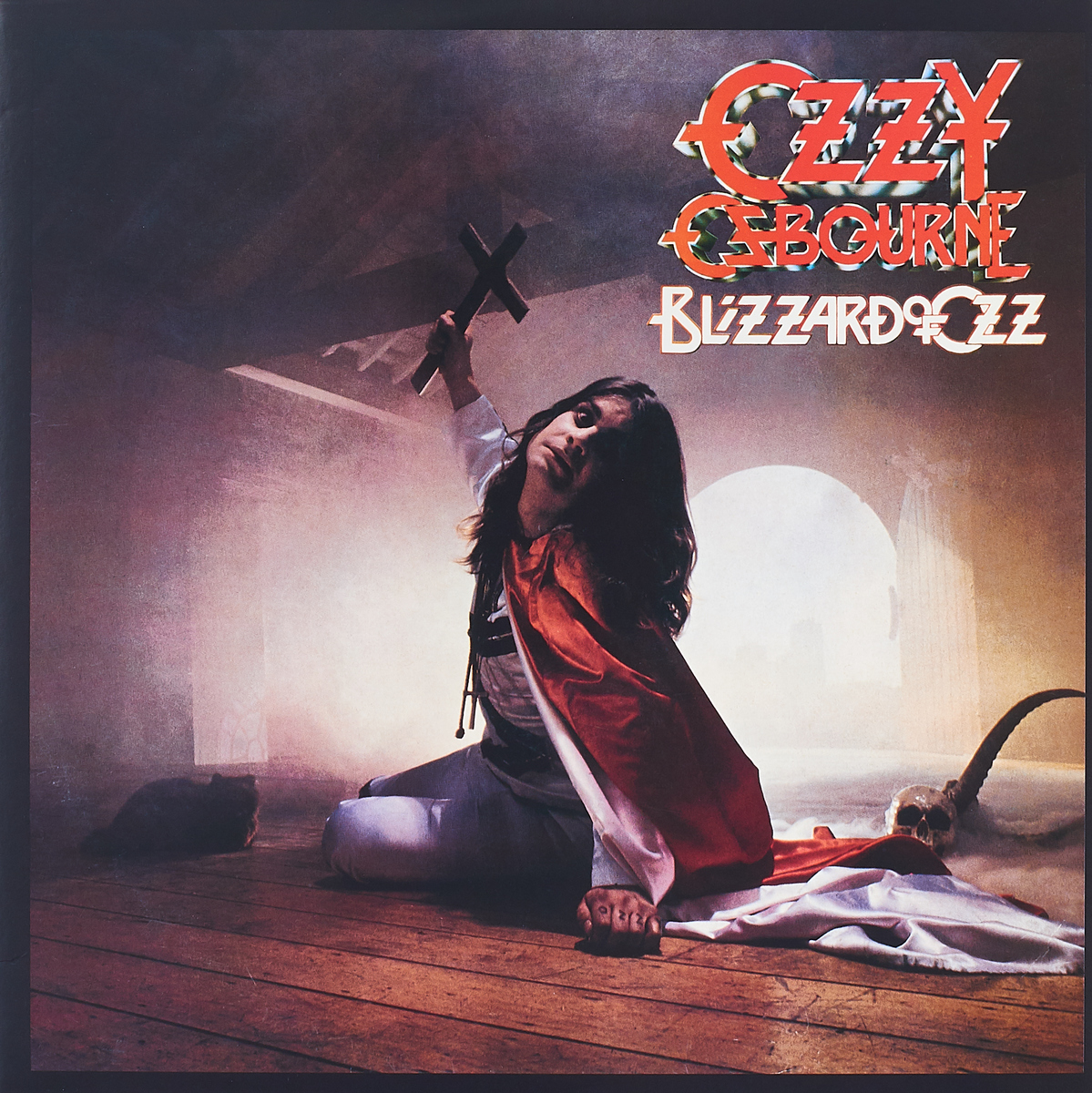 Оззи Осборн Ozzy Osbourne. Blizzard Of Ozz (LP) оззи осборн ozzy osbourne the ultimate sin