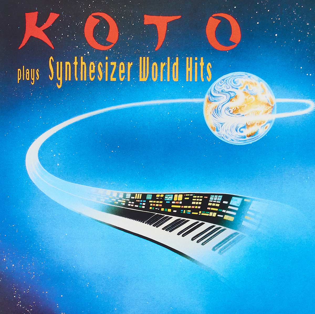 Koto Koto. Plays Synthesizer World Hits (LP) koto koto the 12 mixes