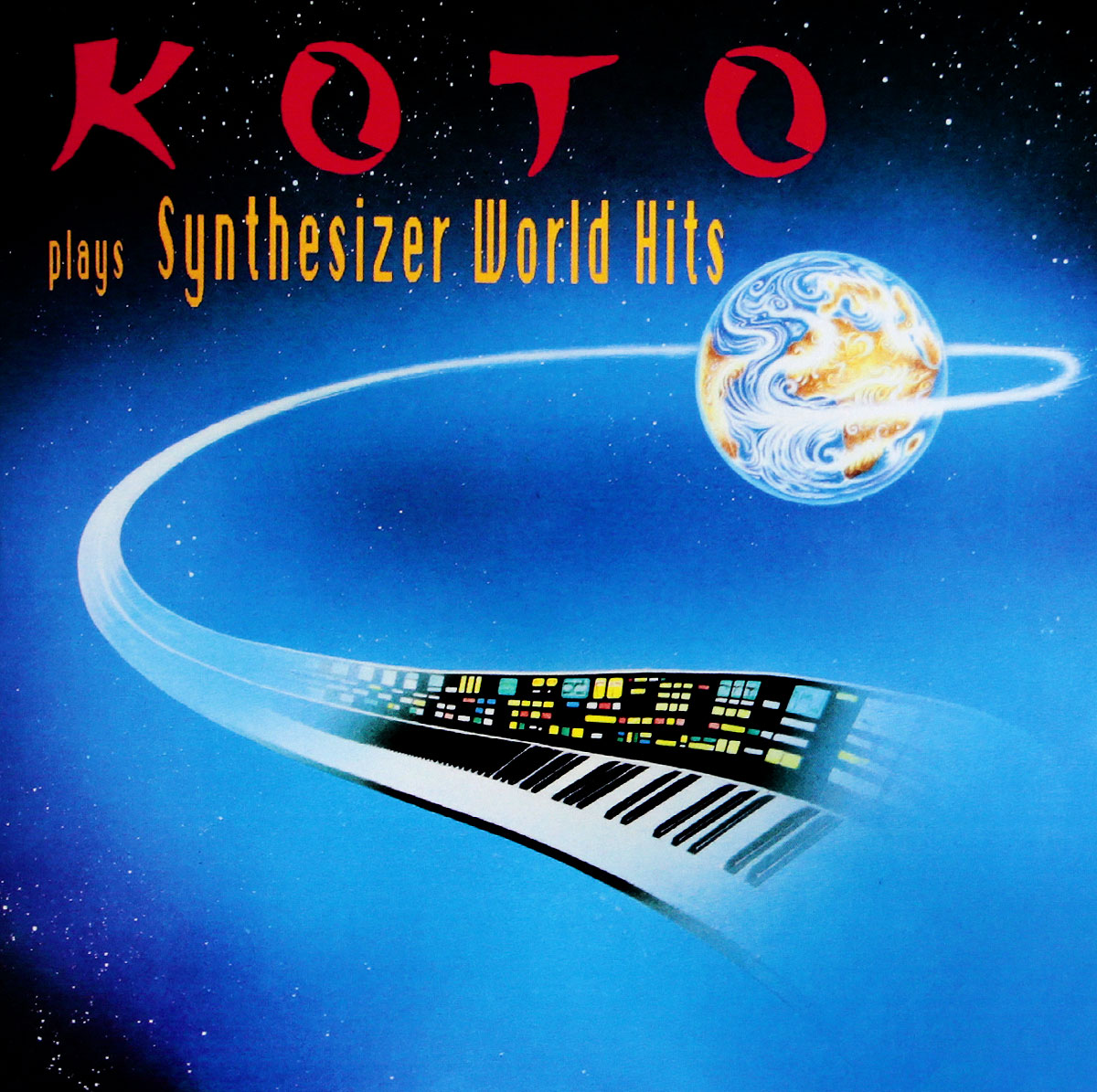 Koto Koto. Plays Synthesizer World Hits koto koto the 12 mixes