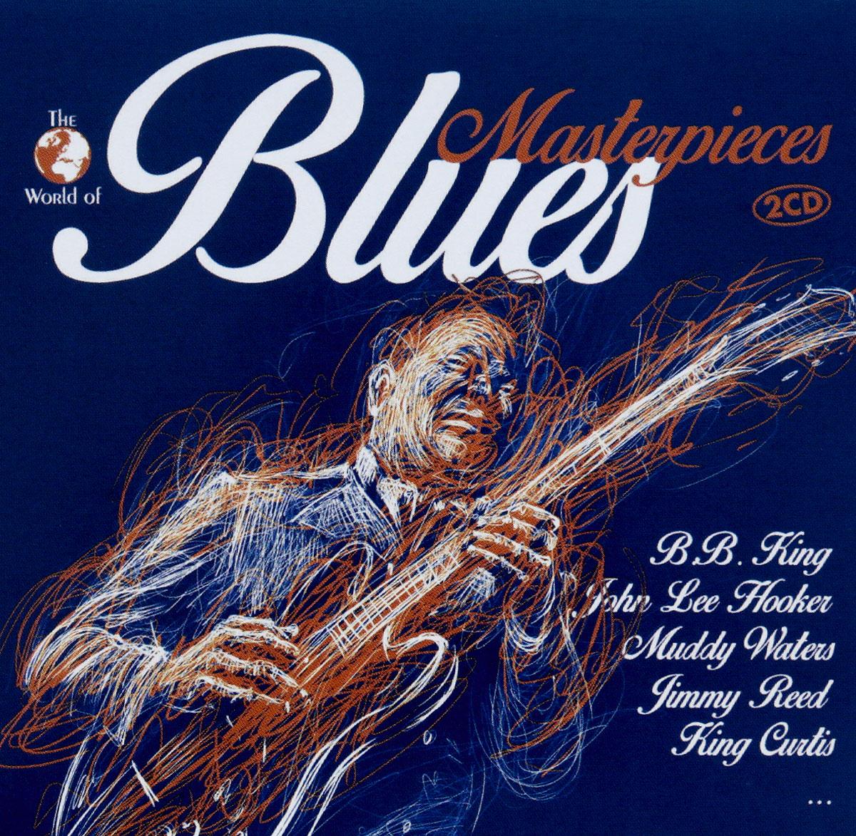 Blues Masterpieces (2 CD) three o clock blues cd