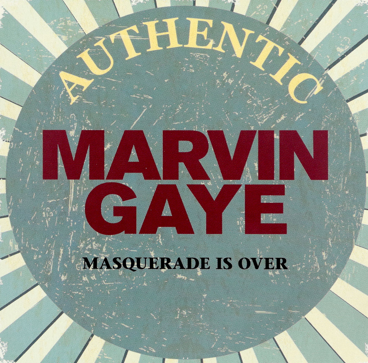 Марвин Гэй Marvin Gaye. Authentic Masquerade Is Over марвин гэй marvin gaye i want you deluxe edition 2 cd