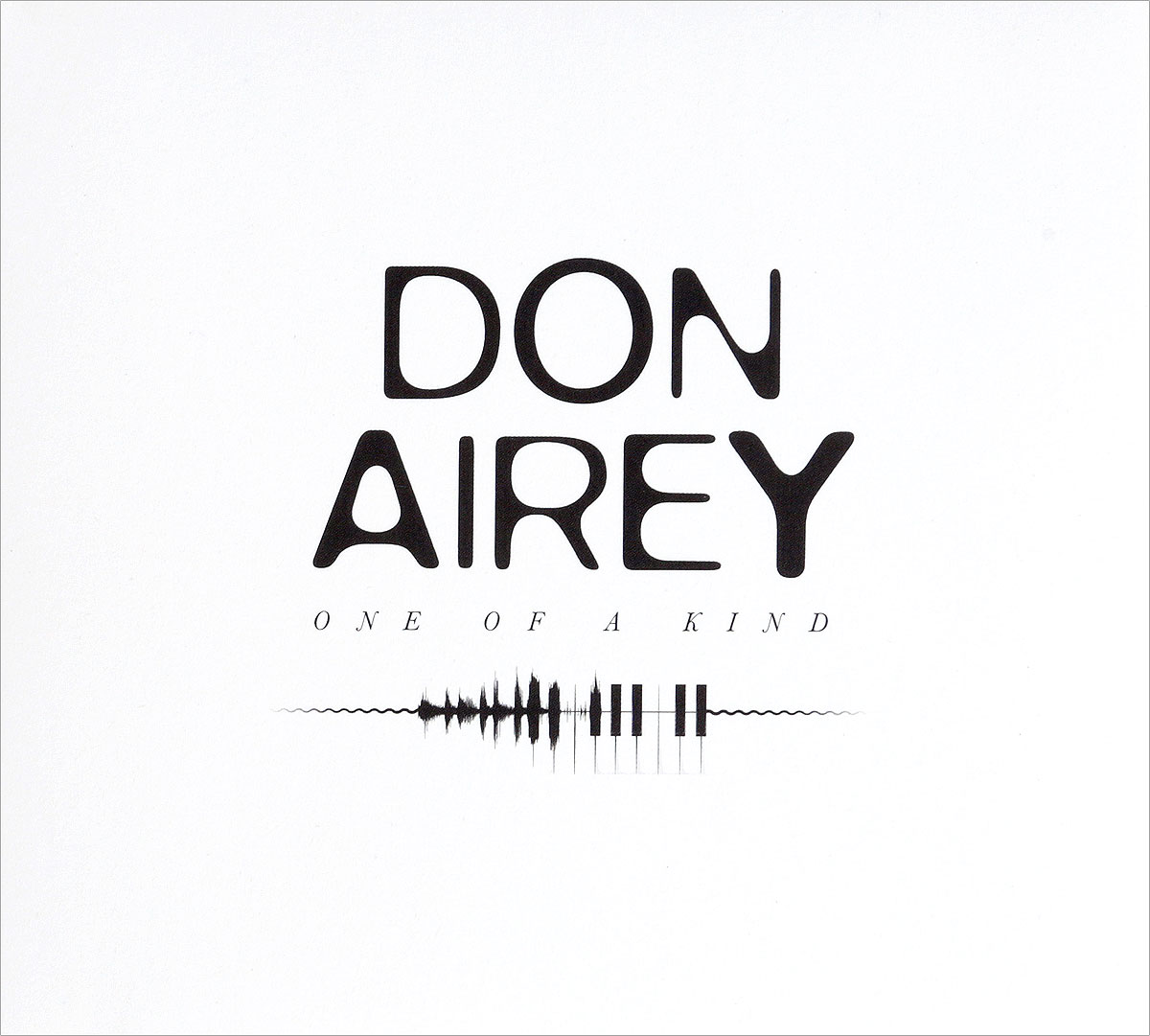 Дон Эйри Don Airey. One Of A Kind (2 CD) my kind of music cool yule 2 cd