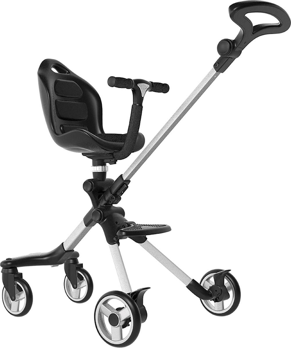Happy Baby Каталка детская Racer Pro цвет черный