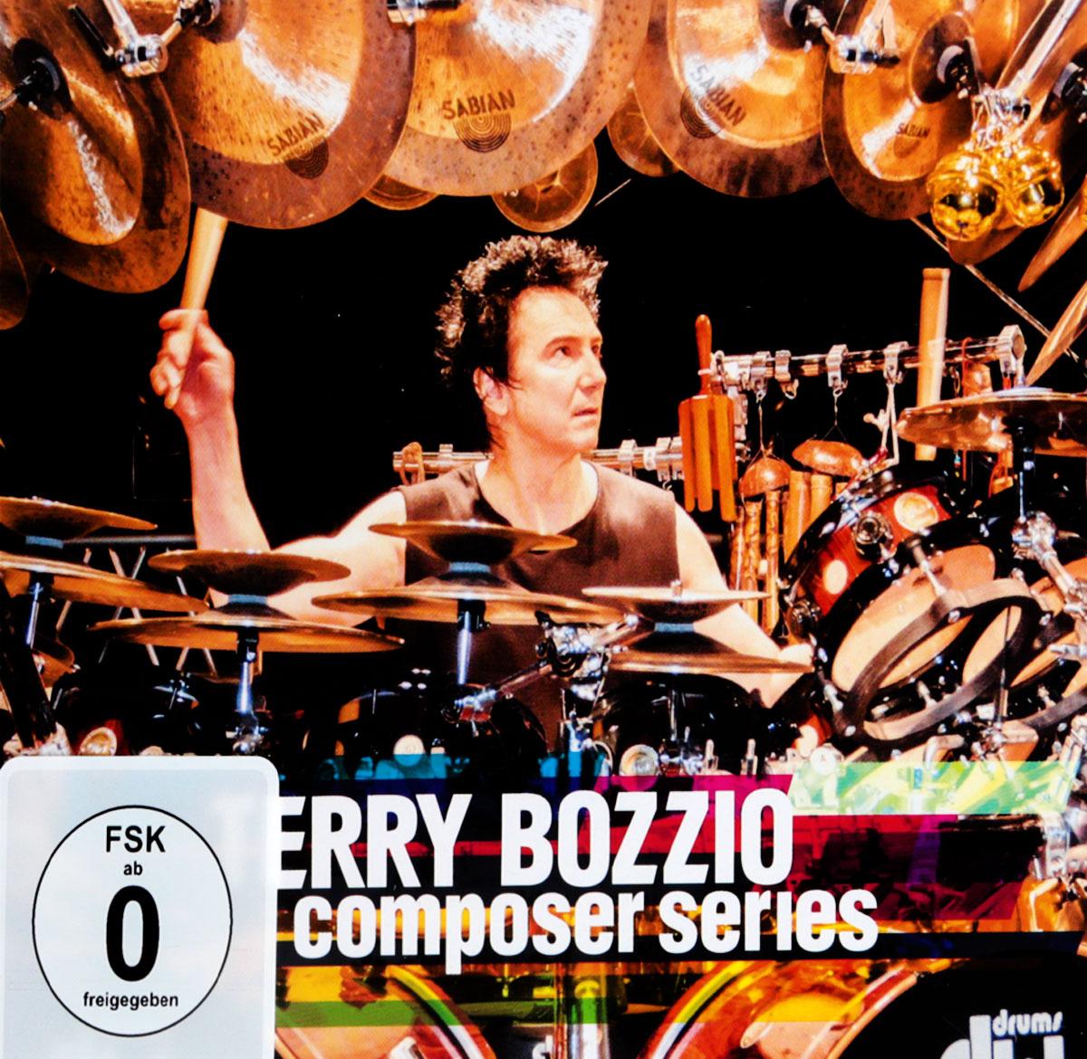 Terry Bozzio. Composers Series (4 CD + Blu-ray) супер детективы 2 4 blu ray