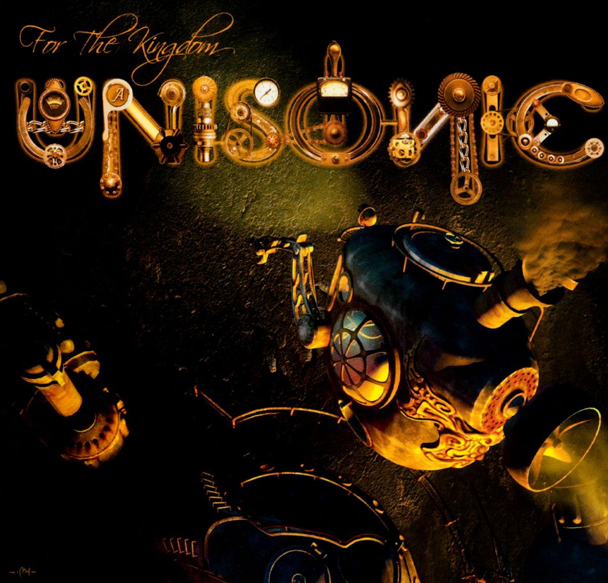 Unisonic Unisonic. For The Kingdom unisonic unisonic unisonic