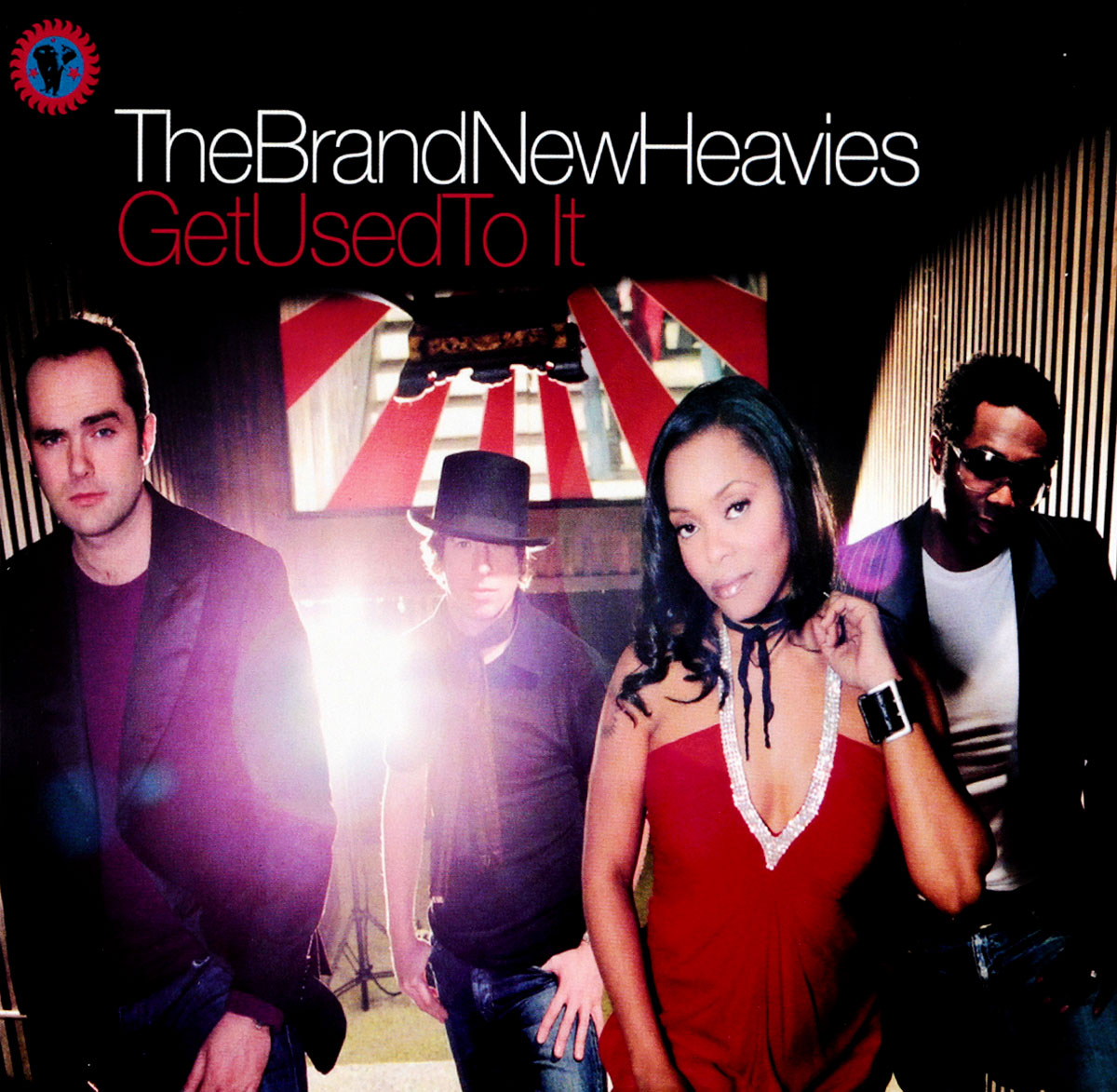 The Brand New Heavies The Brand New Heavies. All About The Funk & Get Used To It (2 CD) brand new brand new daisy cd