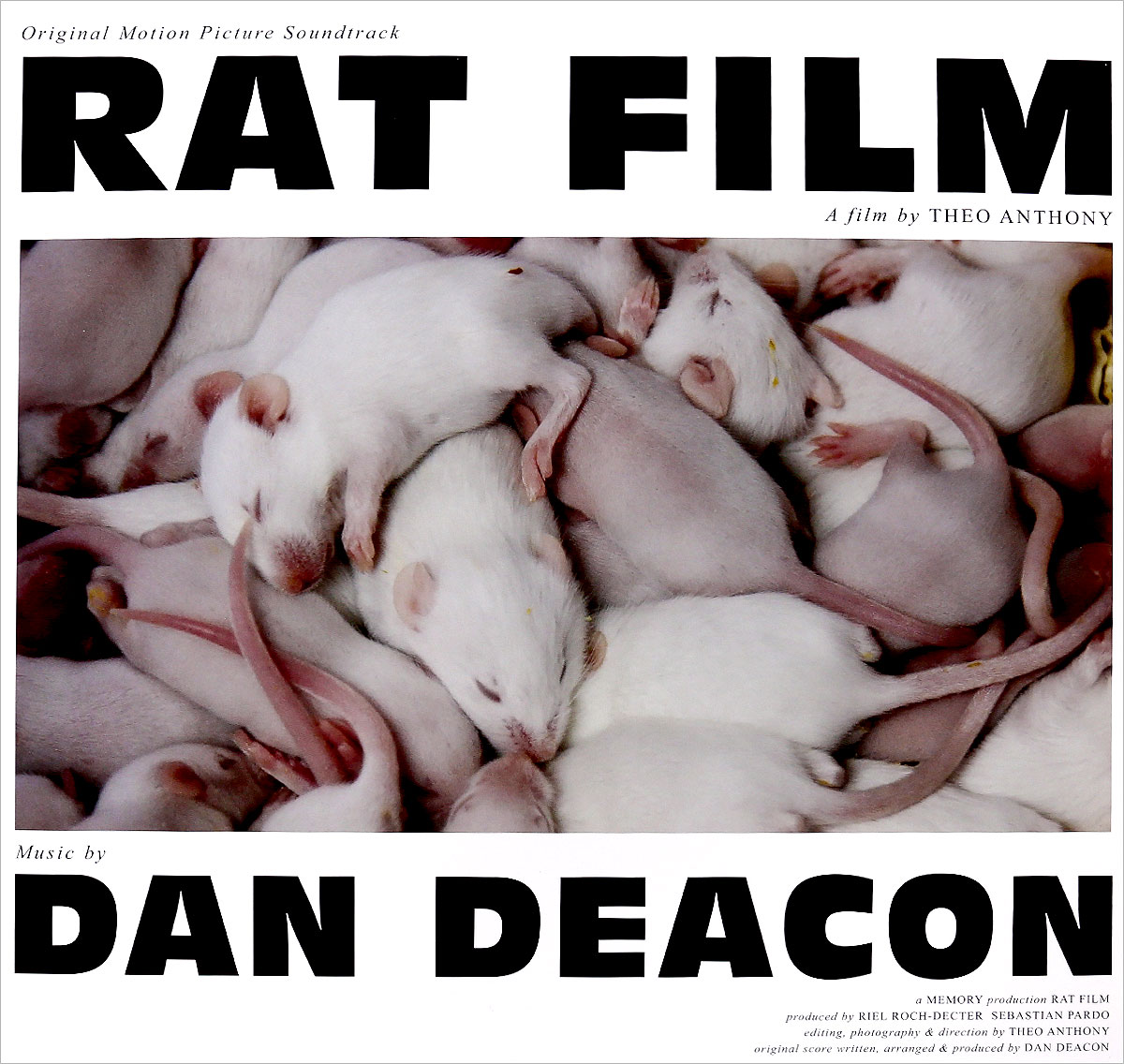 цена на Дэн Дикон Dan Deacon. Rat Film (LP)