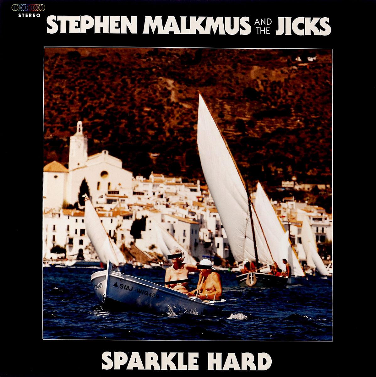Стефан Малкмус Stephen Malkmus & The Jicks. Sparkle Hard. Deluxe Edition (LP) arabesque city cats deluxe edition lp