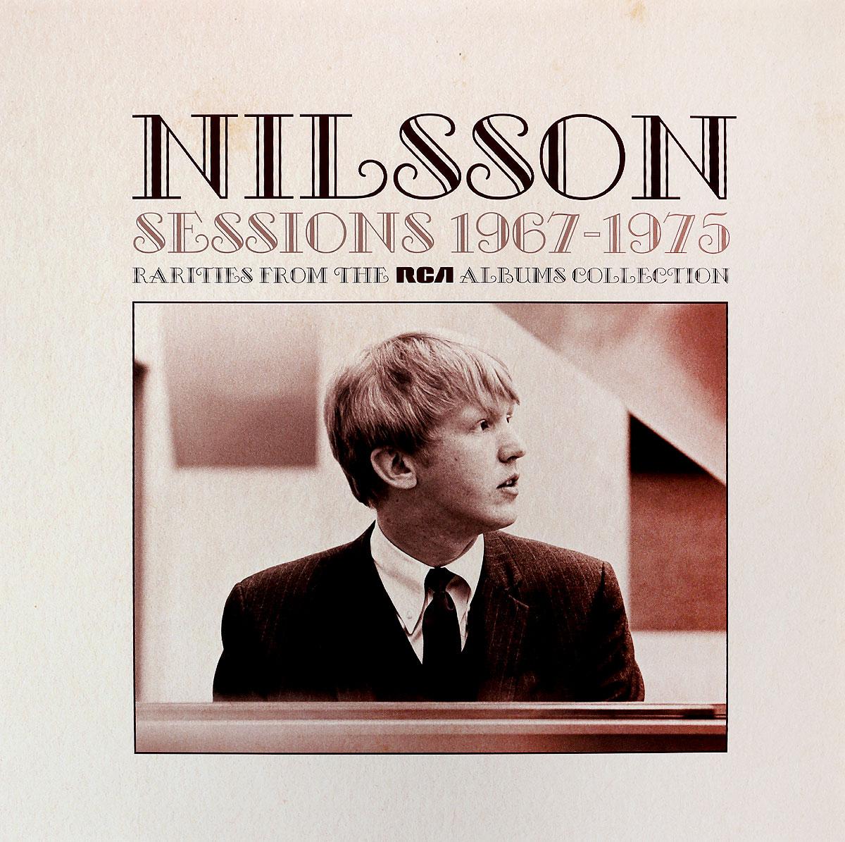 Хэрри Нилссон Harry Nilsson. Sessions 1967-1975 (LP) бирджит нильссон birgit nilsson la nilsson 79 cd 2 dvd