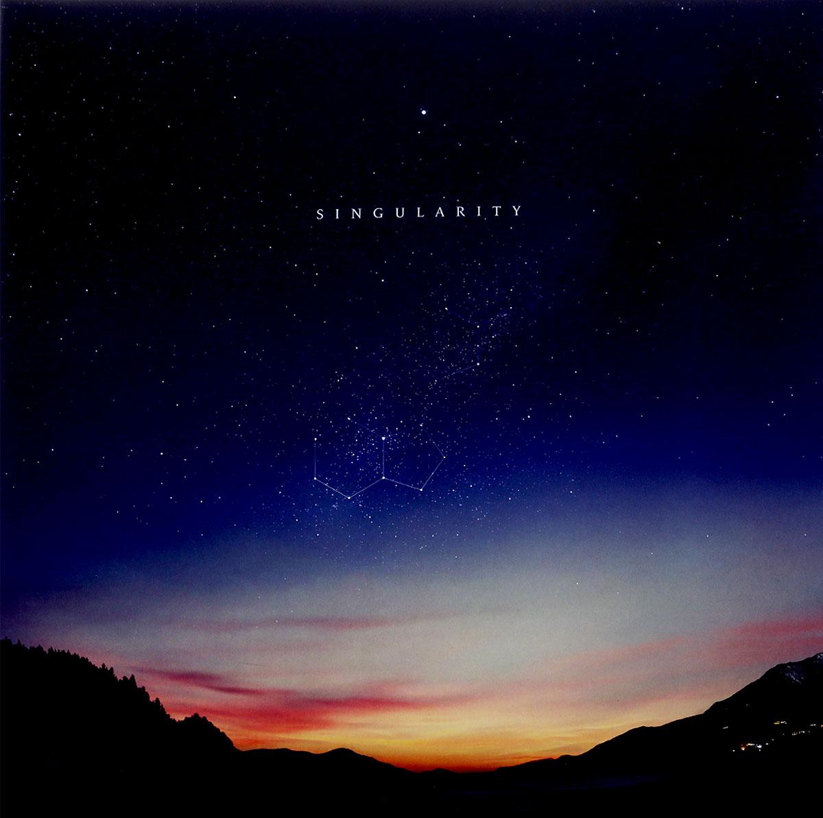 Джон Хопкинс Jon Hopkins. Singularity. Gatefold (2 LP) jon hopkins london