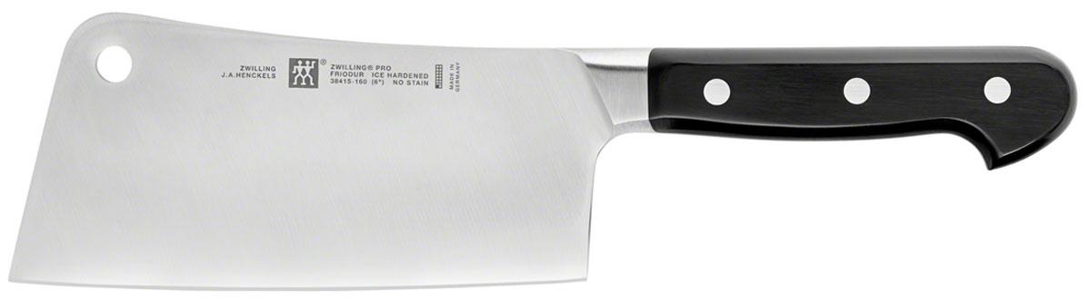 "Топорик кухонный Zwilling ""Pro"", 160 мм"