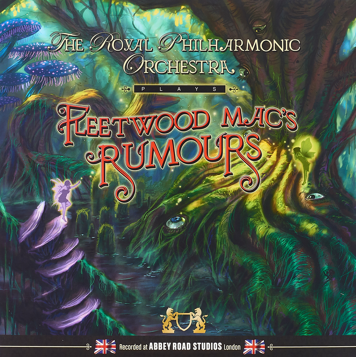 The Royal Philharmonic Orchestra The Royal Philharmonic Orchestra. Plays Fleetwood Mac's Rumours (LP) royal philharmonic orchestra the planets