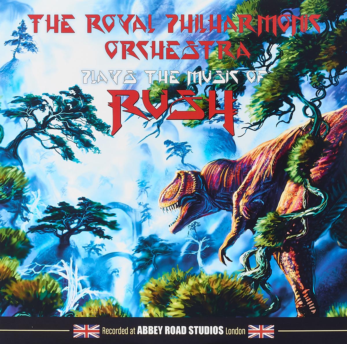 цена на The Royal Philharmonic Orchestra The Royal Philharmonic Orchestra. Plays The Music Of Rush (LP)