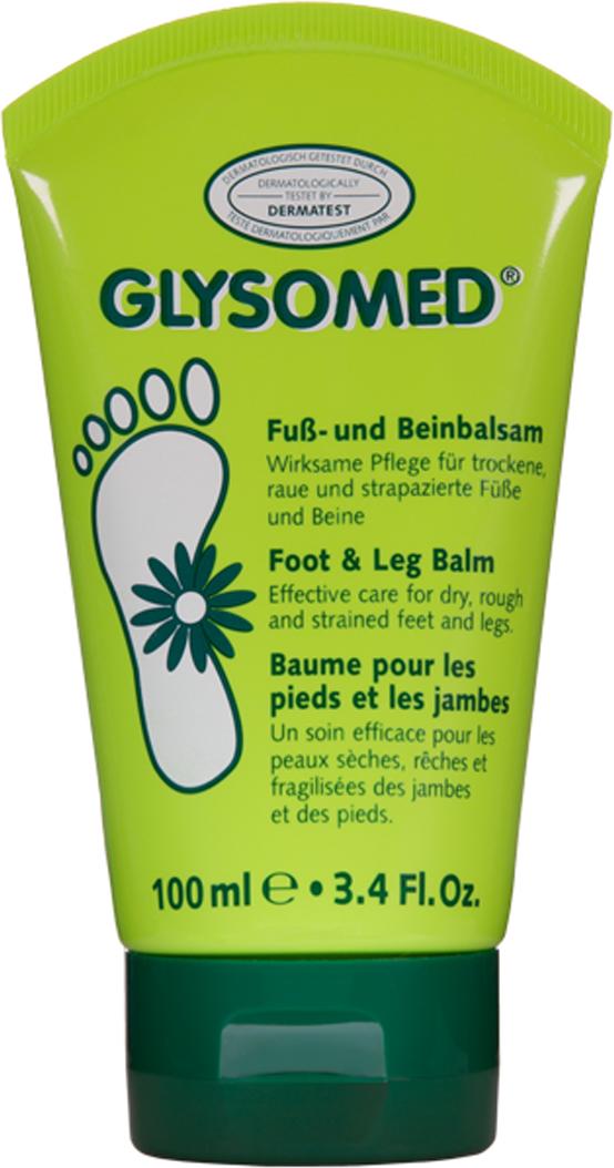 Glysomed Бальзам для ног, 100 мл бальзам d'oliva для рук оливковое масло и миндальное молочко 100 мл