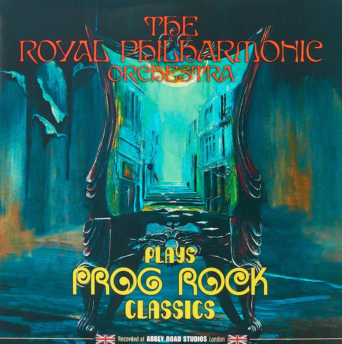 лучшая цена The Royal Philharmonic Orchestra The Royal Philharmonic Orchestra. Plays Prog Rock Classics (LP)