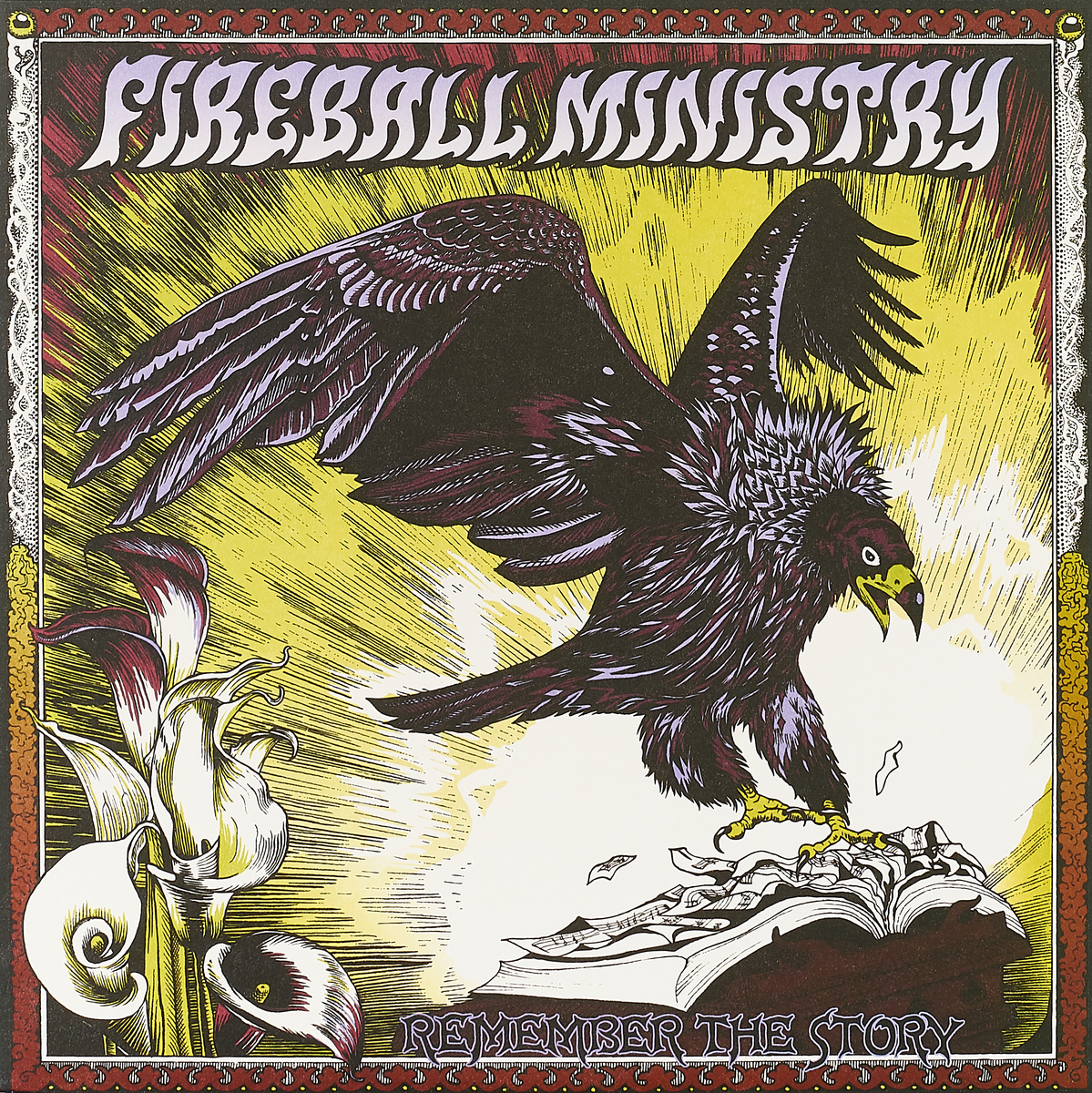 Fireball Ministry Fireball Ministry. Remember The Story (LP)