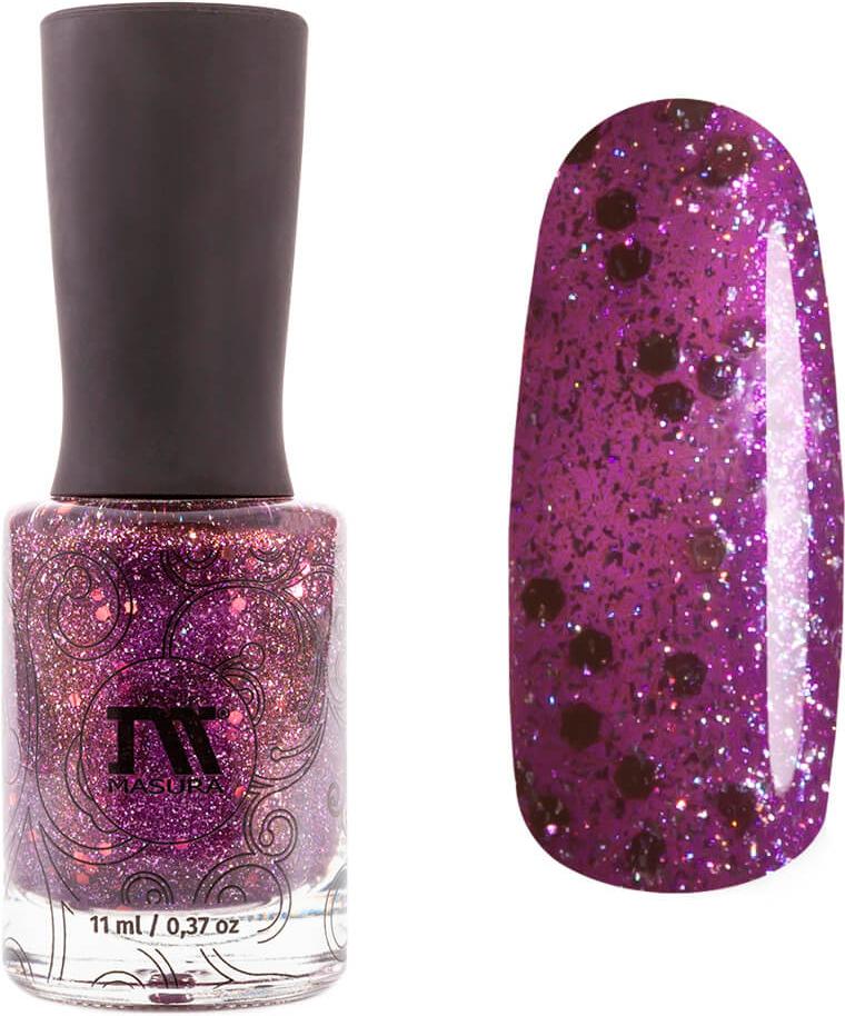 Masura Лак для ногтей Glamorous Sky, 11 мл masura лак для ногтей the walking red 11 мл