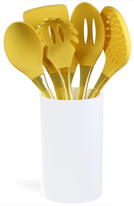 цена на Набор кухонных приборов Pomidoro, силиконовый