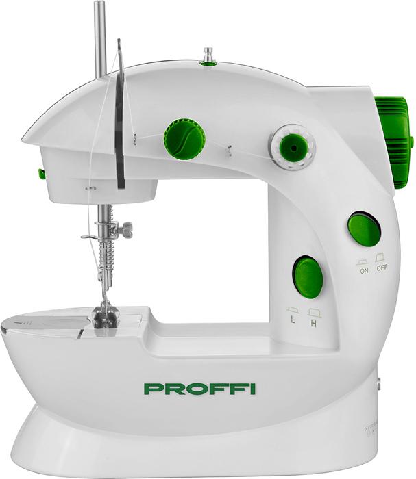 Proffi Эконом PH8713, White швейная машинка