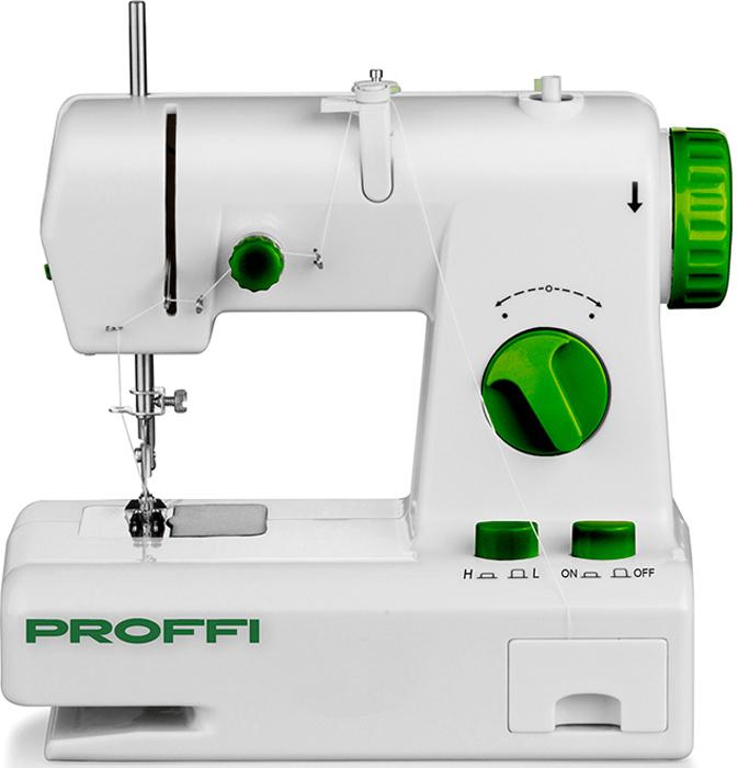 лучшая цена Proffi Классика PH8714, White швейная машинка