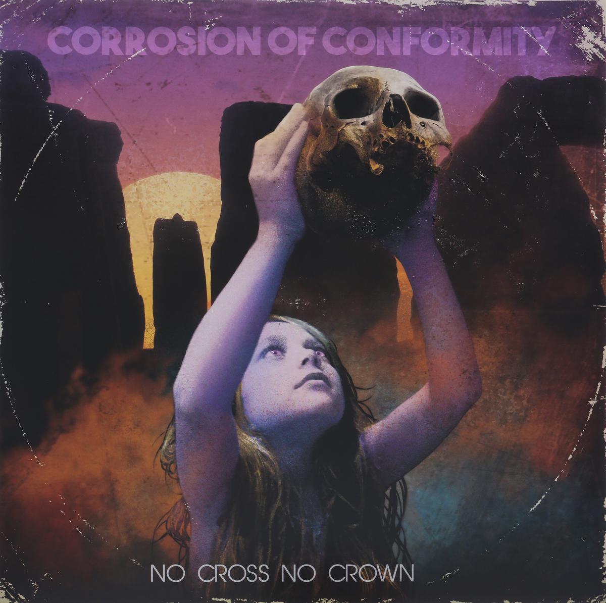 COC Corrosion of Conformity. No Cross No Crown (2 LP) svart crown svart crown abreaction lp cd