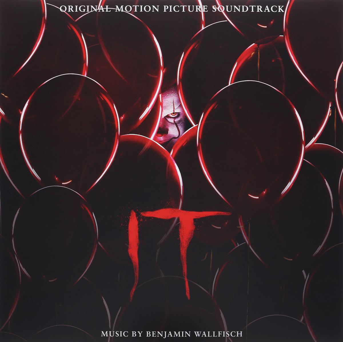 Бенжамин Уолфиш Benjamin Wallfisch. IT: Original Motion Picture Soundtrack (2 LP)