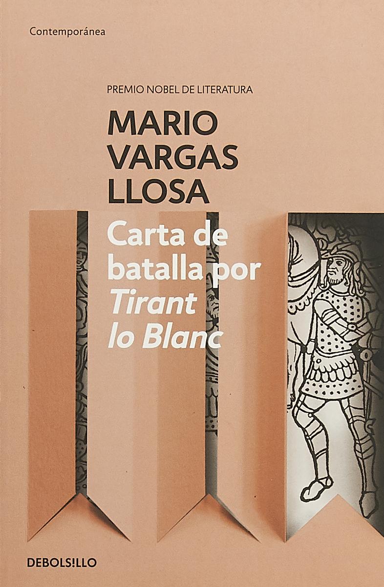 купить Carta de batalla por Tirant lo Blanc по цене 1466 рублей