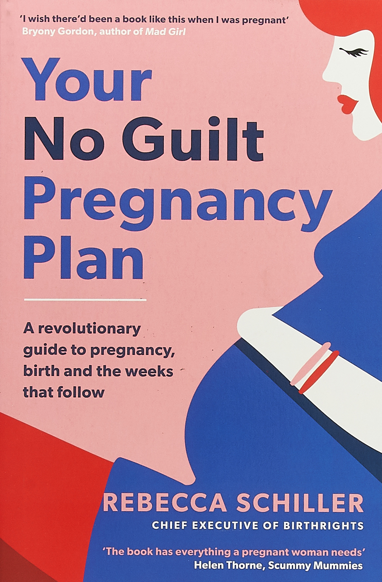 Your No Guilt Pregnancy Plan: A revolutionary guide to pregnancy, birth and the weeks that follow все цены