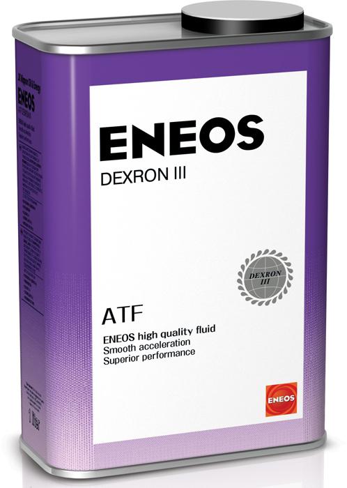 """Масло трансмиссионное ENEOS """"ATF Dexron-III"""", минеральное, 0,94 л"""