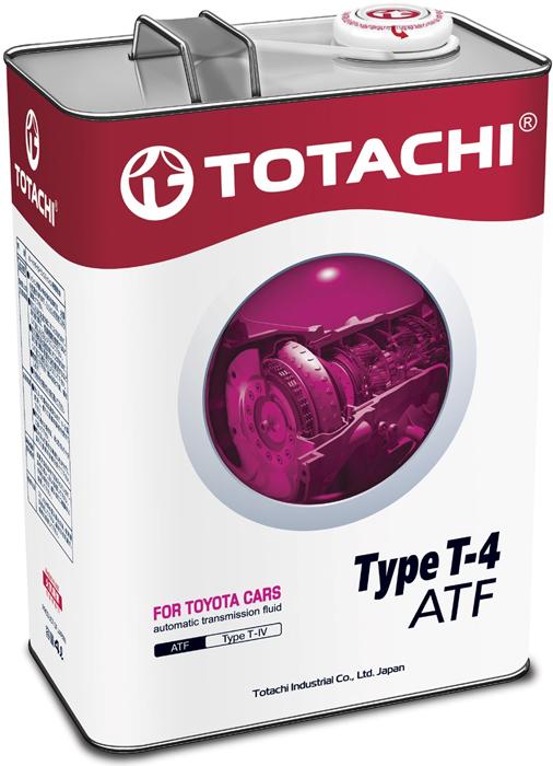 """Масло трансмиссионное TOTACHI """"ATF Type T-IV"""", синтетическое, 4 л"""