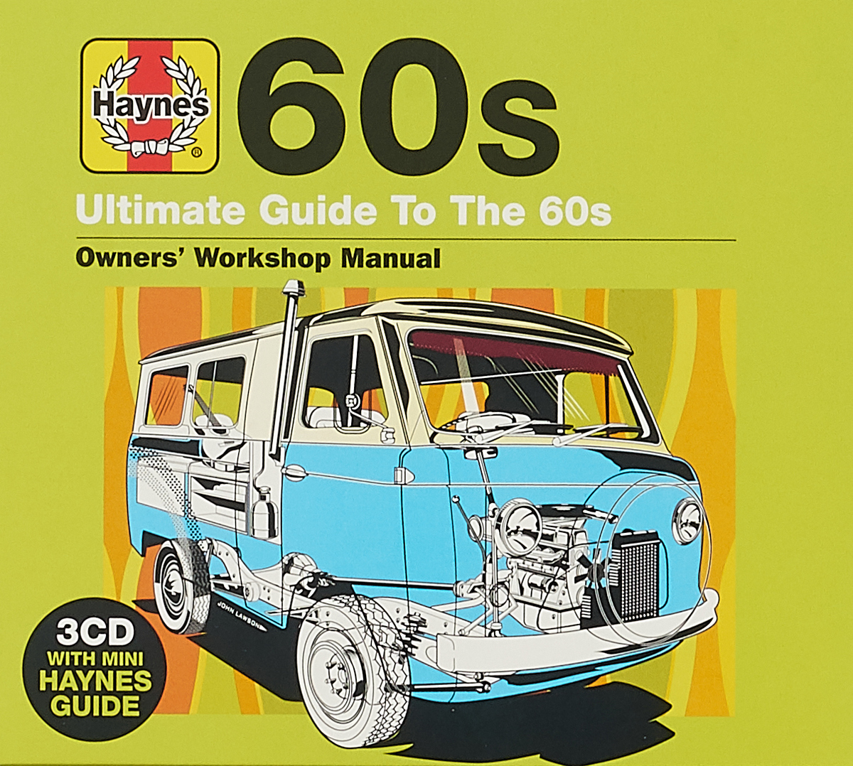 Various Artists Various Artists. 60s. Ultimate Guide To The 60s (3 CD) цена