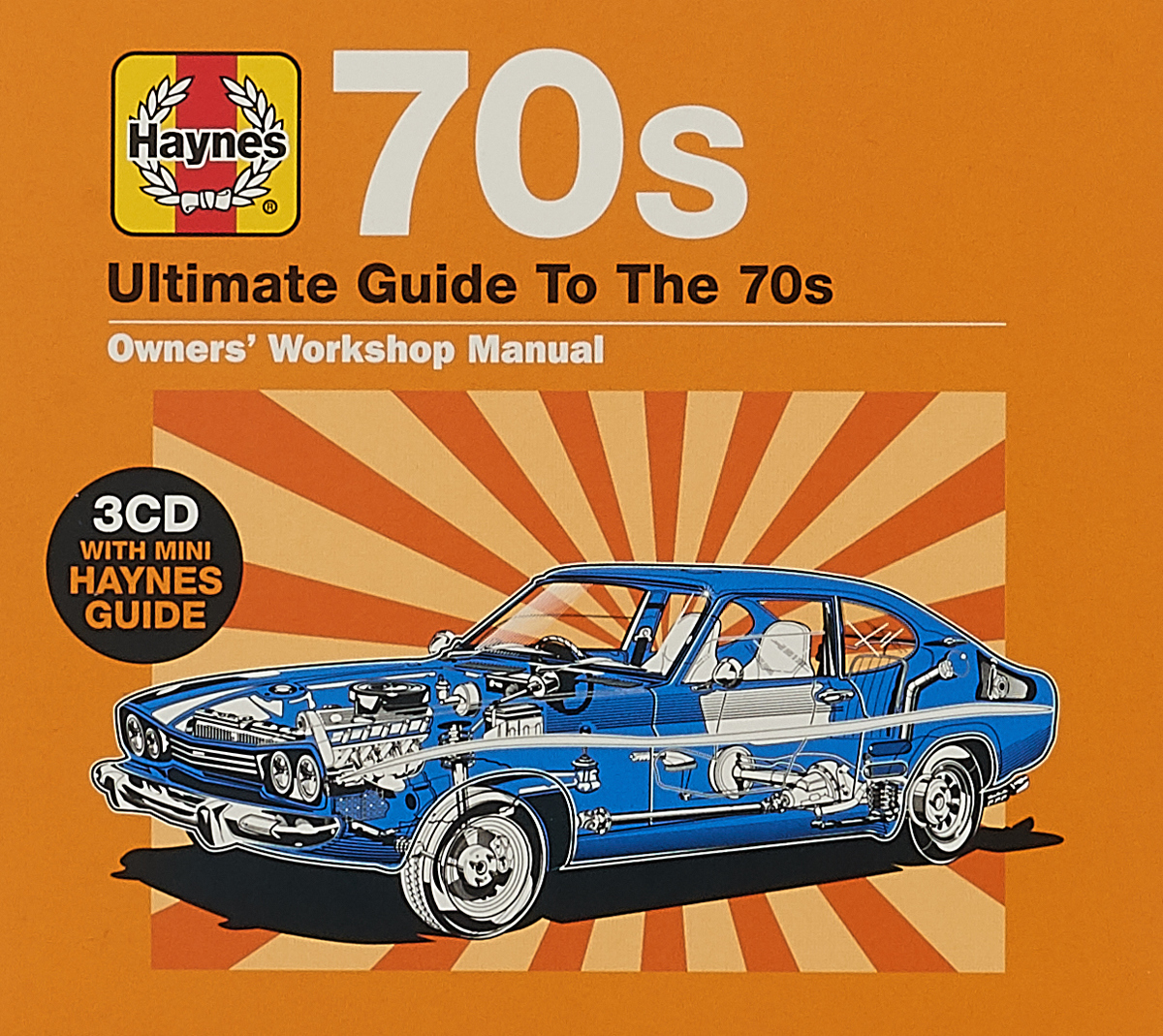Various Artists Various Artists. 70s. Ultimate Guide To The 70s (3 CD) цены онлайн