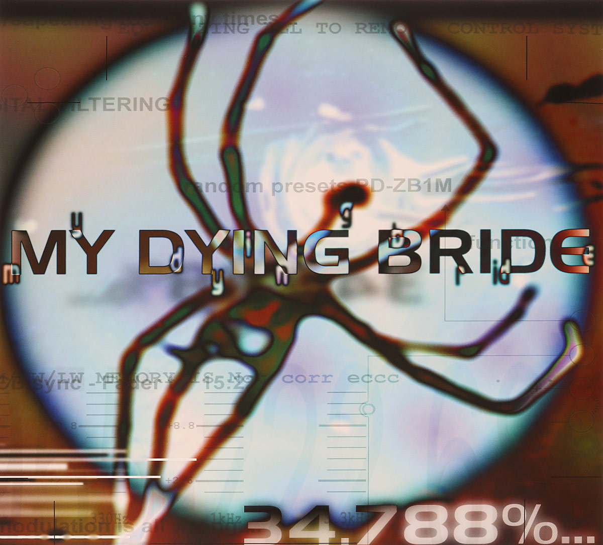 My Dying Bride My Dying Bride. 34.788% Complete (2 LP) tina leonard my baby my bride