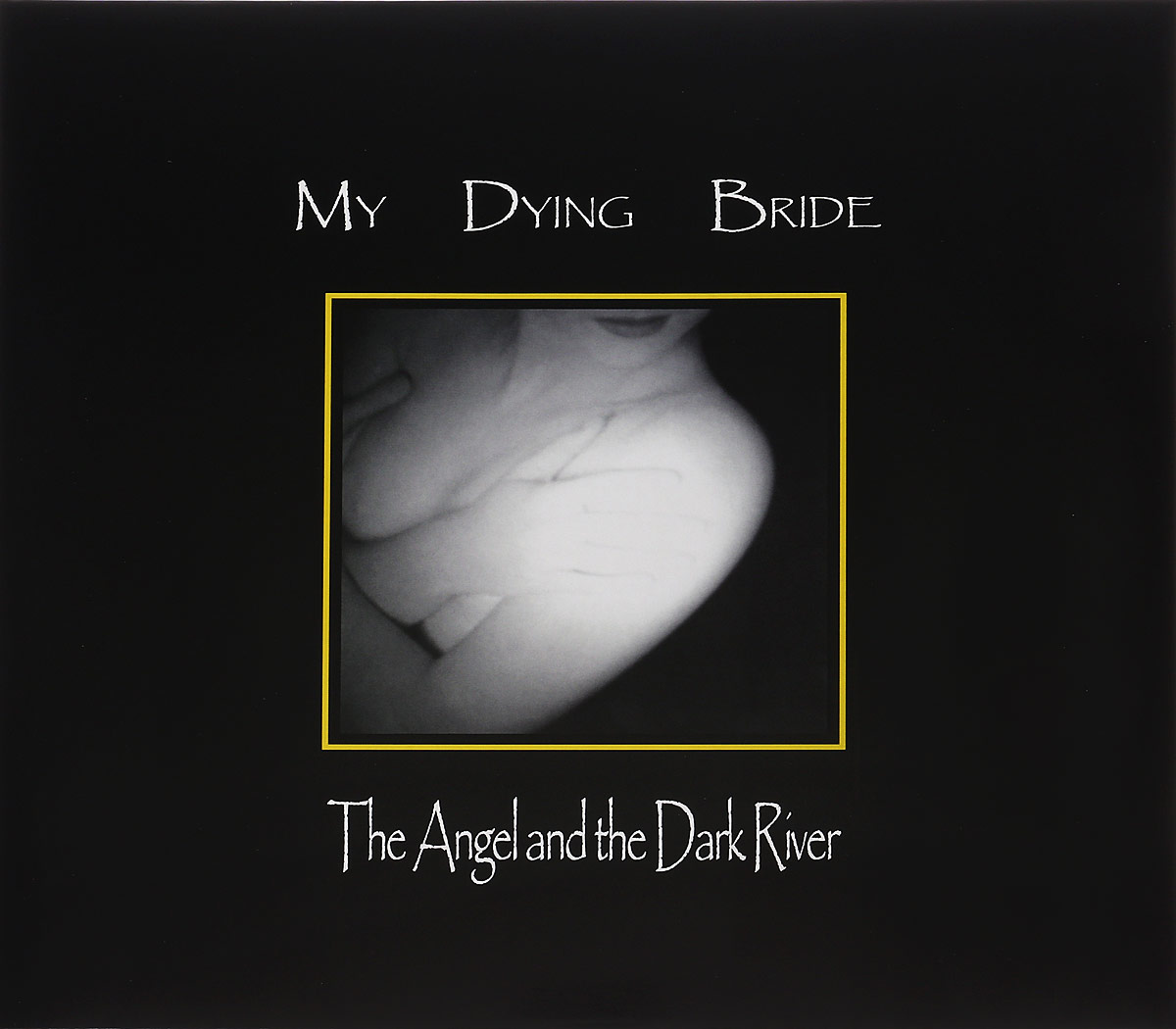 My Dying Bride My Dying Bride. Angel & The Dark River (2 LP) the german bride