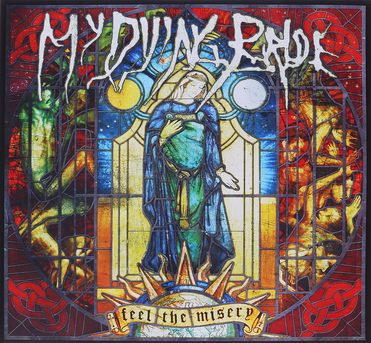 My Dying Bride My Dying Bride. Feel The Misery (2 LP) the german bride