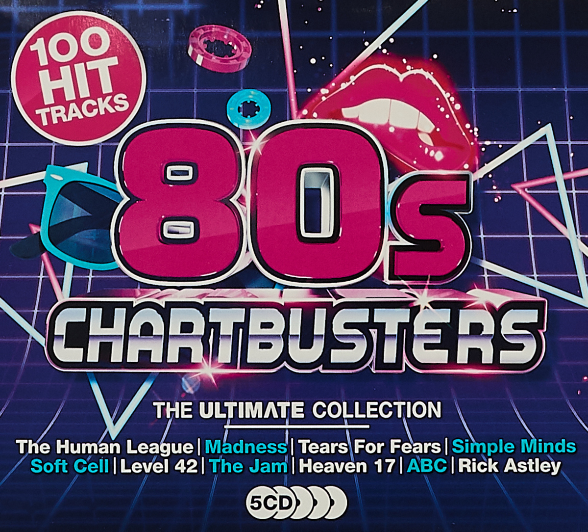 80s Chartbusters (5 CD)