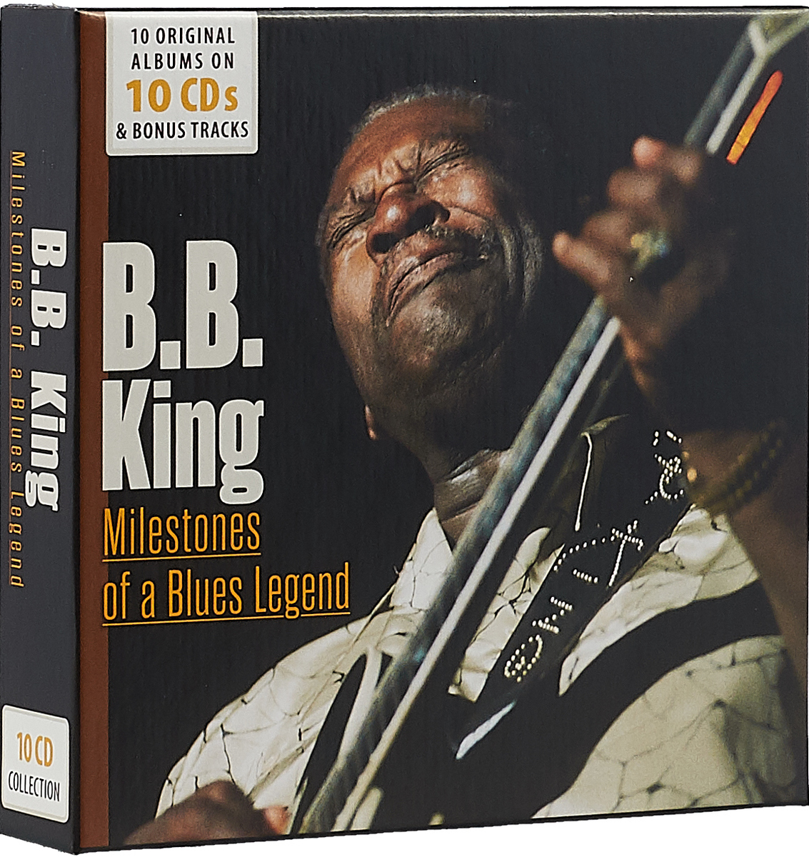 Би Би Кинг B.B. King. Milestones (10 CD) цена