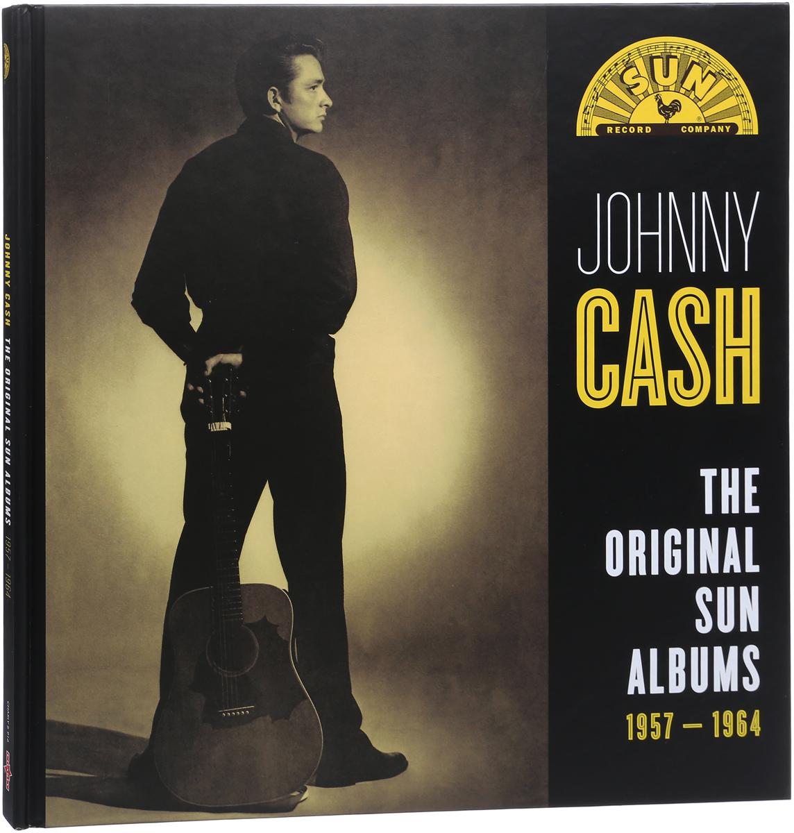 цены Джонни Кэш Johnny Cash. Original Sun Albums 1957-1964 (8 CD)