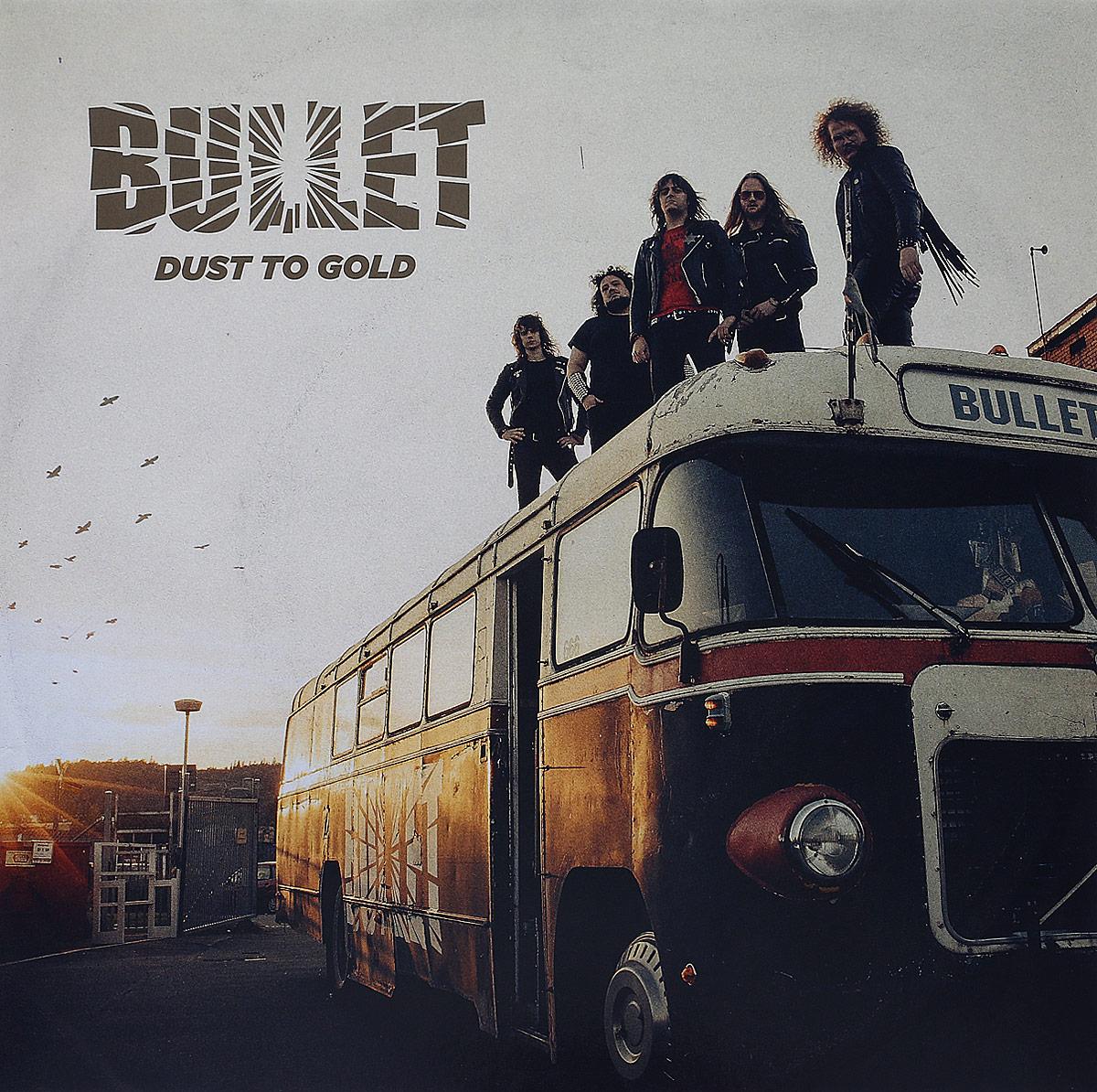 Крис Буллет Bullet. Dust To Gold (2 LP + CD) bullet height bullet height no atonement lp cd